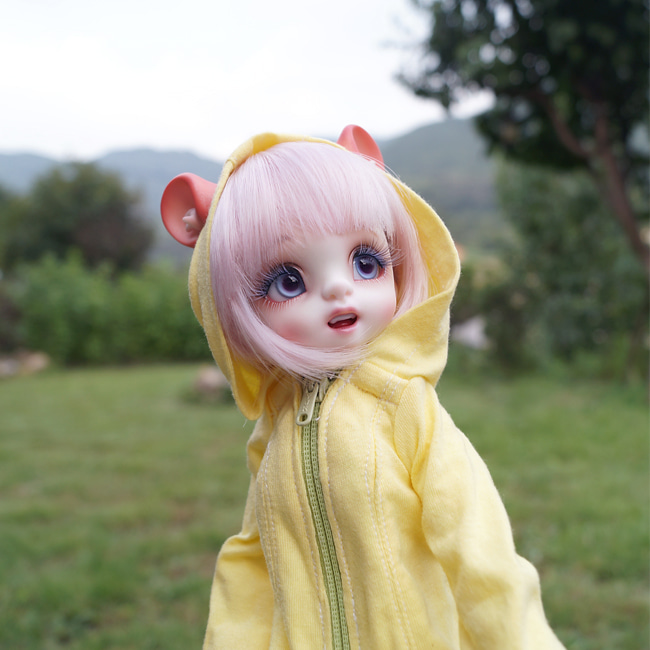 BJD,돌팜(DOLLPAMM),LOLI 'HAMZZI'(Basic)