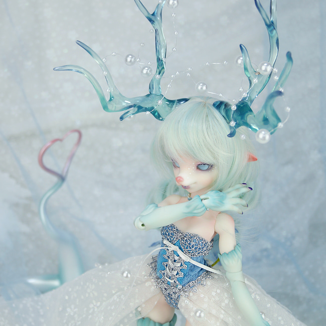 BJD,돌팜(DOLLPAMM),'Ice-ARUBI'(Special full set)-sale end