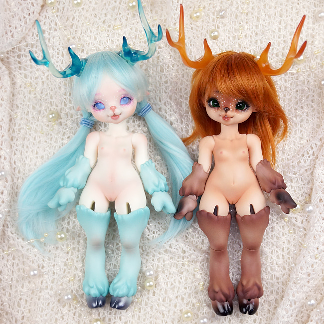BJD,돌팜(DOLLPAMM),ZOO-02 body
