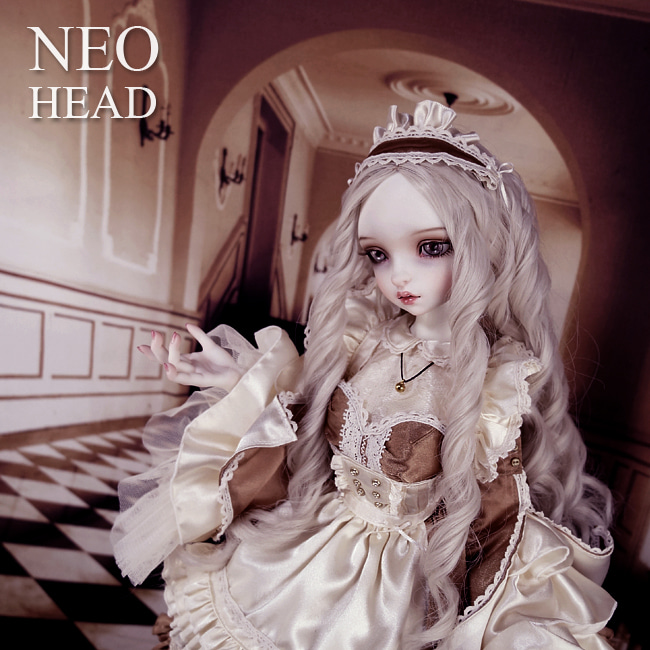 BJD,돌팜(DOLLPAMM),NEO68 'CANNA' Head
