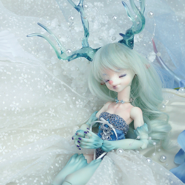 BJD,돌팜(DOLLPAMM),'Ice-ARUBI'(Basic)-sale end