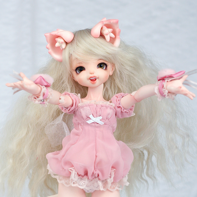 BJD,돌팜(DOLLPAMM),LOLI 'MOCHI'(Basic)