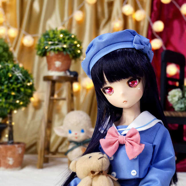 BJD,돌팜(DOLLPAMM),MOE43(Anime)-'RUMI'