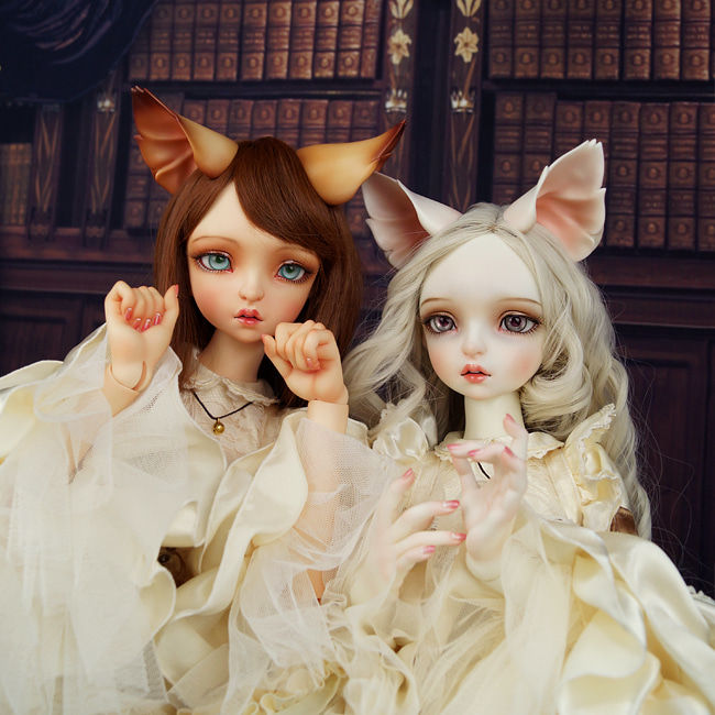 BJD,돌팜(DOLLPAMM),CAT-01 ear parts
