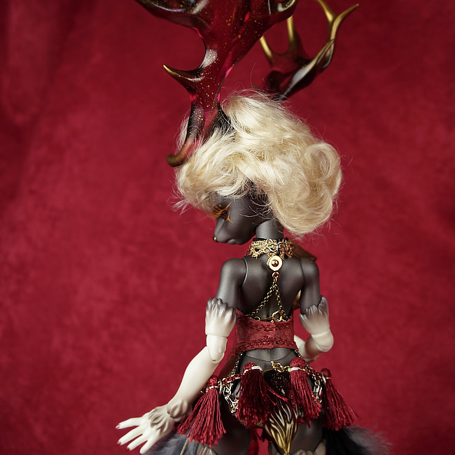 BJD,돌팜(DOLLPAMM),(50Limit)'Darkness TIRKA' Special
