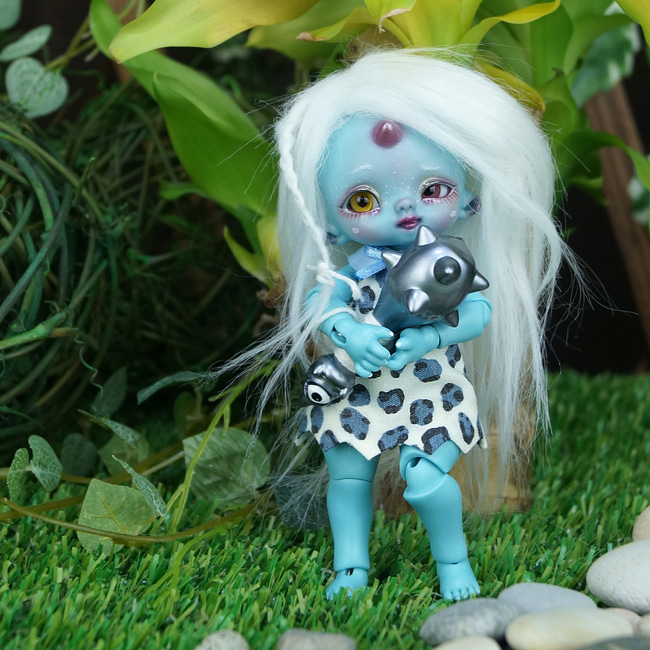BJD,돌팜(DOLLPAMM),BEBE IMP 'BOO' (sale end)