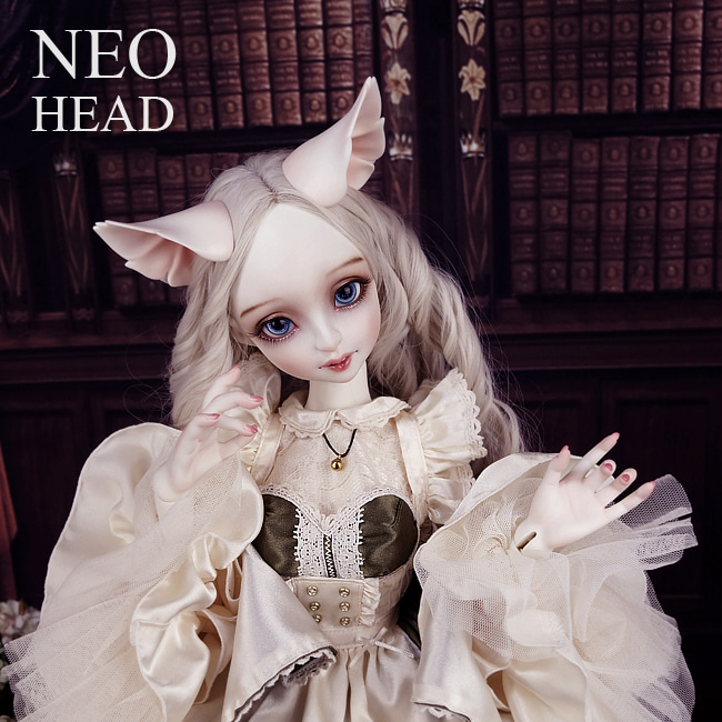 BJD,돌팜(DOLLPAMM),NEO68 'OLIVE' Head