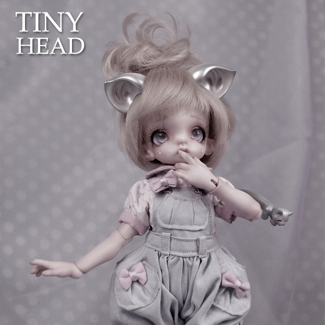 BJD,돌팜(DOLLPAMM),TINY 'CHI-KA' Head