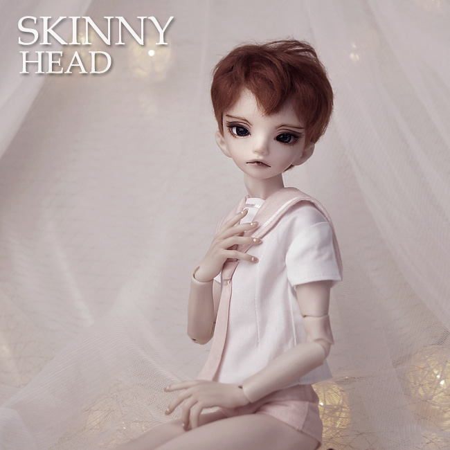 BJD,돌팜(DOLLPAMM),SKINNY 'ICARUS' Head (Human type)