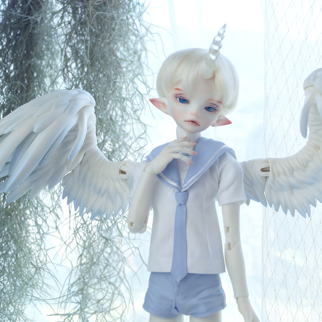 BJD,돌팜(DOLLPAMM),(100Limit) SKINNY Unicorn 'ICARUS'