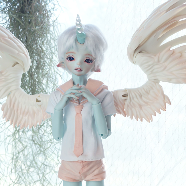 BJD,돌팜(DOLLPAMM),(100Limit) SKINNY Unicorn 'SERAVIE'
